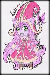 LULU - THE FAE SORCERESS by ii-ris-chan