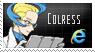 Colress Stamp by Dr-Achromas