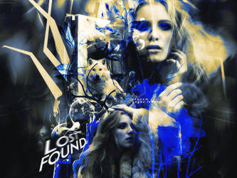 [Blend] Lost Found by Asweety16