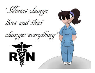 Nurses Change Lives Comm by OculusMiKai