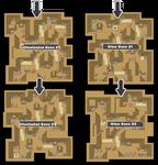 Zone 11 Light Caves Zone Map Pokemon Like MMORPG by MonsterMMORPG