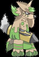 Fake Pokemon Game Monster Drawinard MMO RPG by MonsterMMORPG