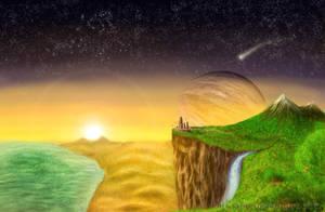 Background Practice 1 by Tsitra360