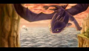 Toothless by Tsitra360