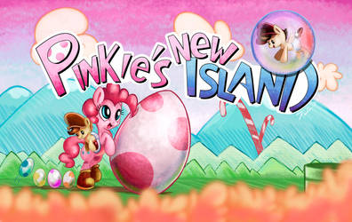 Pinkie's New Island by Tsitra360