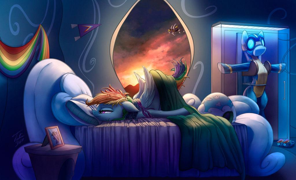Wake Up Dash by Tsitra360
