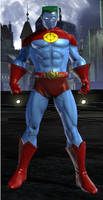 Captain Planet (DC Universe Online) by Macgyver75