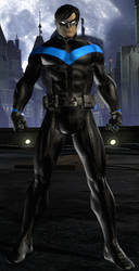Nightwing (DC Universe Online) by Macgyver75