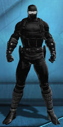 Snake Eyes (DC Universe Online) by Macgyver75