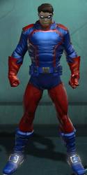 Bucky (DC Universe Online) by Macgyver75