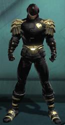 Judge Dredd (DC Universe Online) by Macgyver75