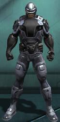 Robocop (DC Universe Online) by Macgyver75