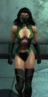 Jade (DC Universe Online) by Macgyver75