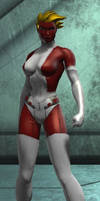 Binary (DC Universe Online) by Macgyver75