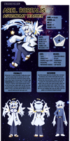 SoHK-OCT- Staff File: Arel Borealis by Axl-fox