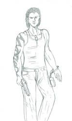 Resident Evil 0: Billy Coen by NiniJohnson08