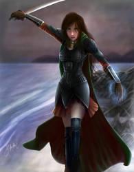 Lady by Sikari888
