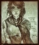 Lifa (I.D sketch) by Sikari888