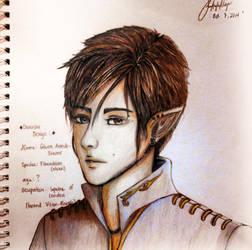 Glenn Astridr-Sverrir (Igried OC) by Sikari888