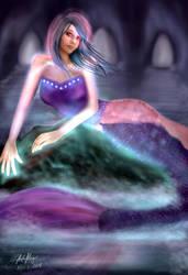Lorelei Athena by Sikari888