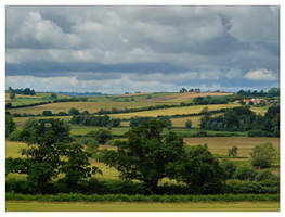 England's Pastures Green by Bogbrush