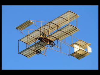 Bristol Box Kite by Bogbrush