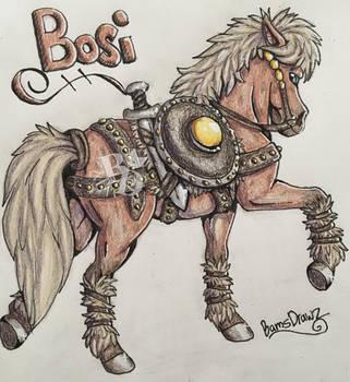 Bosi by Bamsdrawz
