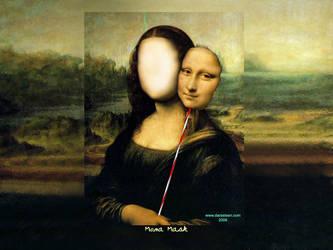 Mona Mask by darastean