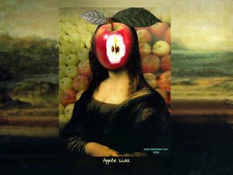 Apple Lisa by darastean