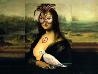 Mona Peace by darastean