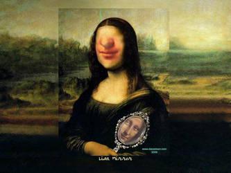 Lisa Mirror by darastean