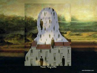 Lisa Magritte by darastean
