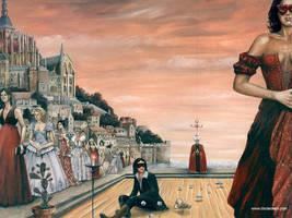 Don Juan Judgement by darastean