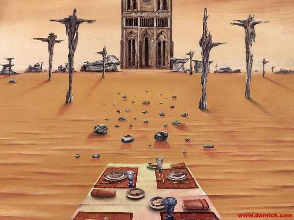 The Last Dinner by darastean
