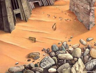 The Last Pilgrim by darastean