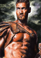 Spartacus: Blood and Sand by Basike-Crowolf
