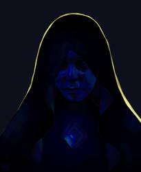 Blue Diamond by T4IRO