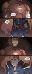 CIVIL WAR the Avengers movie ver by cooru58