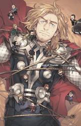Gulliver Thor by cooru58