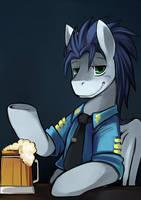Officer Soarin! Sir! by Zwagyzonk