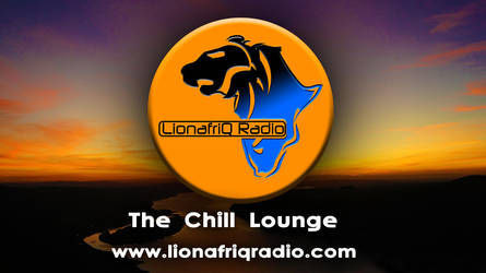 LionafriQ Radio The Chill lounge Sunset by ShiftgraphiX