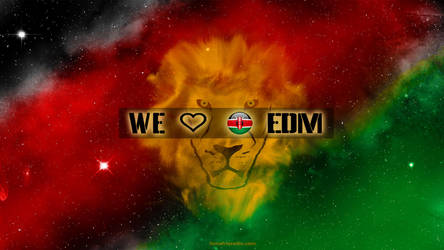 LionafriQ Radio | We Love Kenyan EDM by ShiftgraphiX