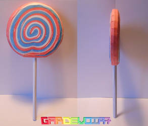 Release : Lollipop Papercraft by gardevoir7
