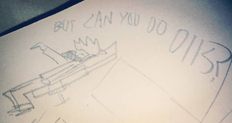 BuT cAN y()U dO ThIs!?!??!??!! by ZEPHYRDICKY