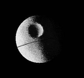 Death Star by ZEPHYRDICKY