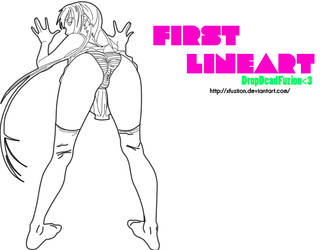 Primer Lineart by xFuziion