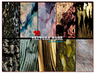 Texture Pack by xFuziion