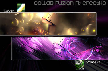 Collab ft Efecho by xFuziion