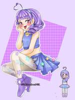 pastel girl Challenge ahegao by MonicaNK