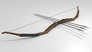 Bow n Arrows by AH-Kai